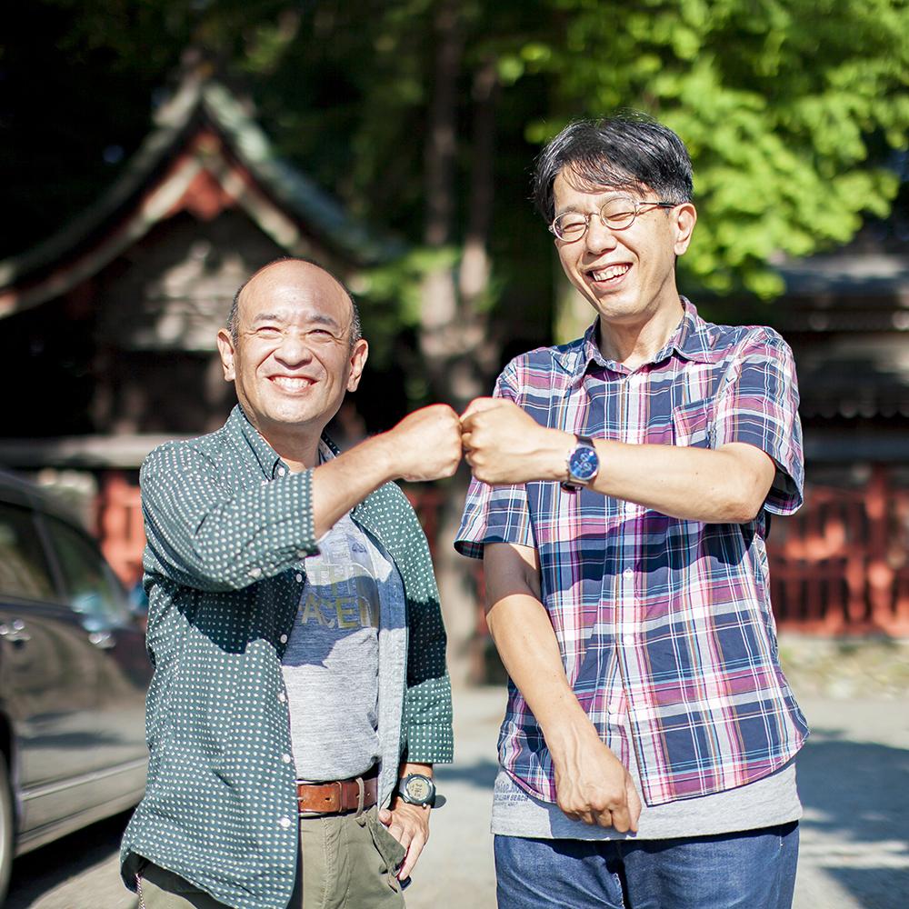 櫻井博 と 荒木浩