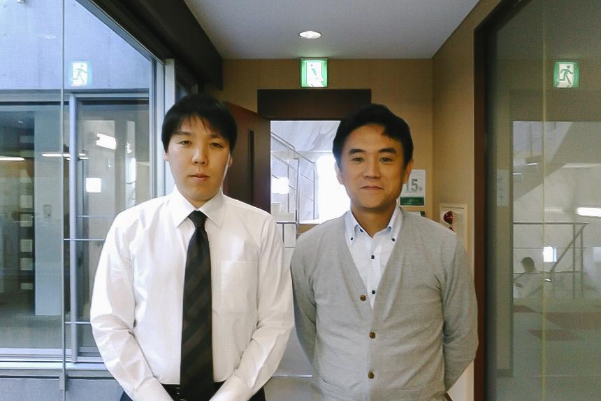 『卒業生インタビュー 02』高橋和宏さん